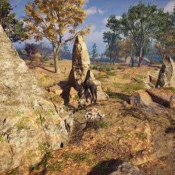 <em>Assassin's Creed Valhalla</em> East Anglic Fly Agaric Hallucination Challenge