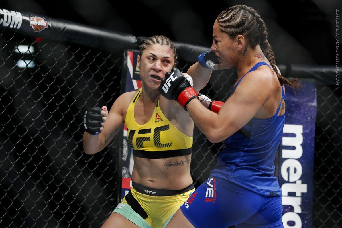 UFC 203 photos