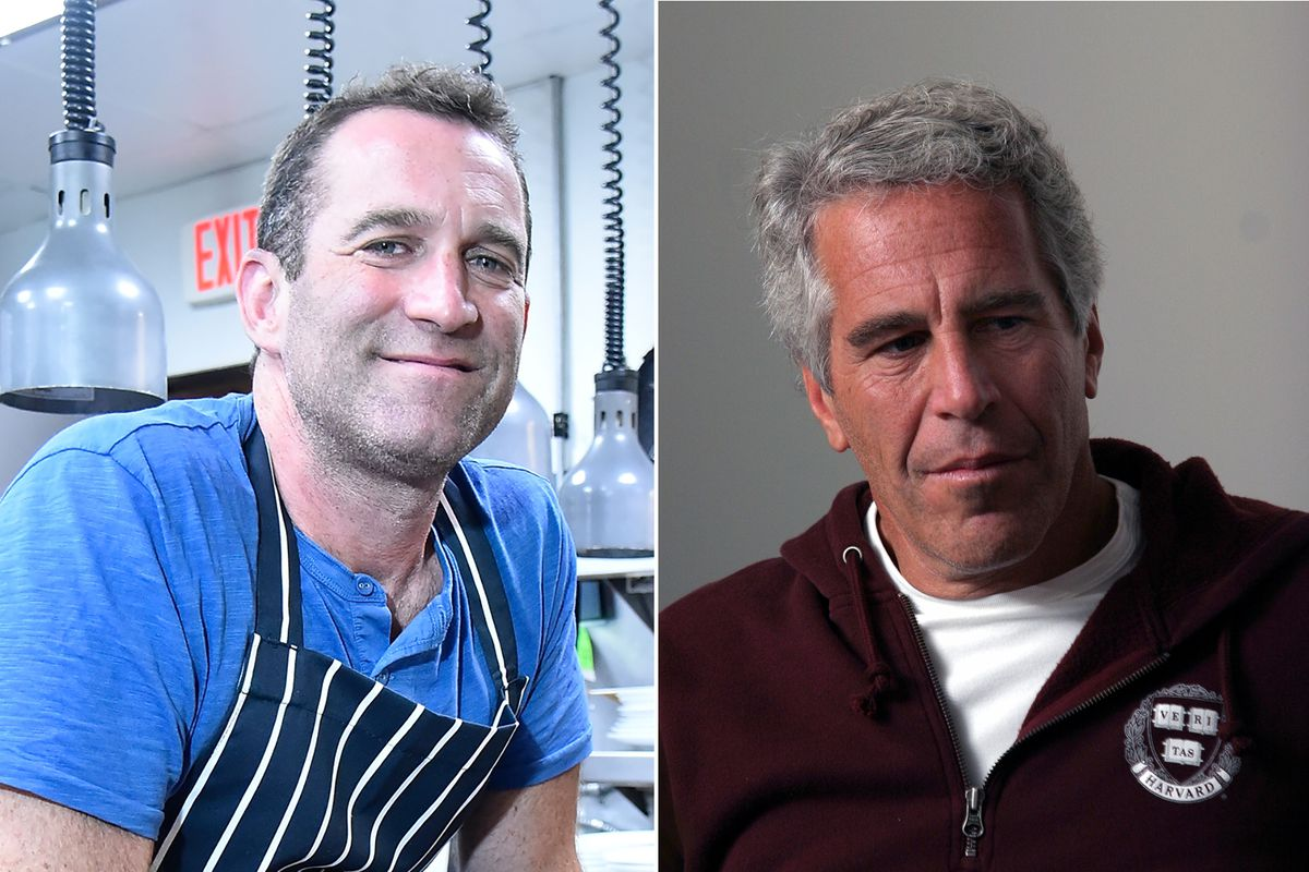 Chef Adam Perry Lang S Name Listed In Jeffrey Epstein