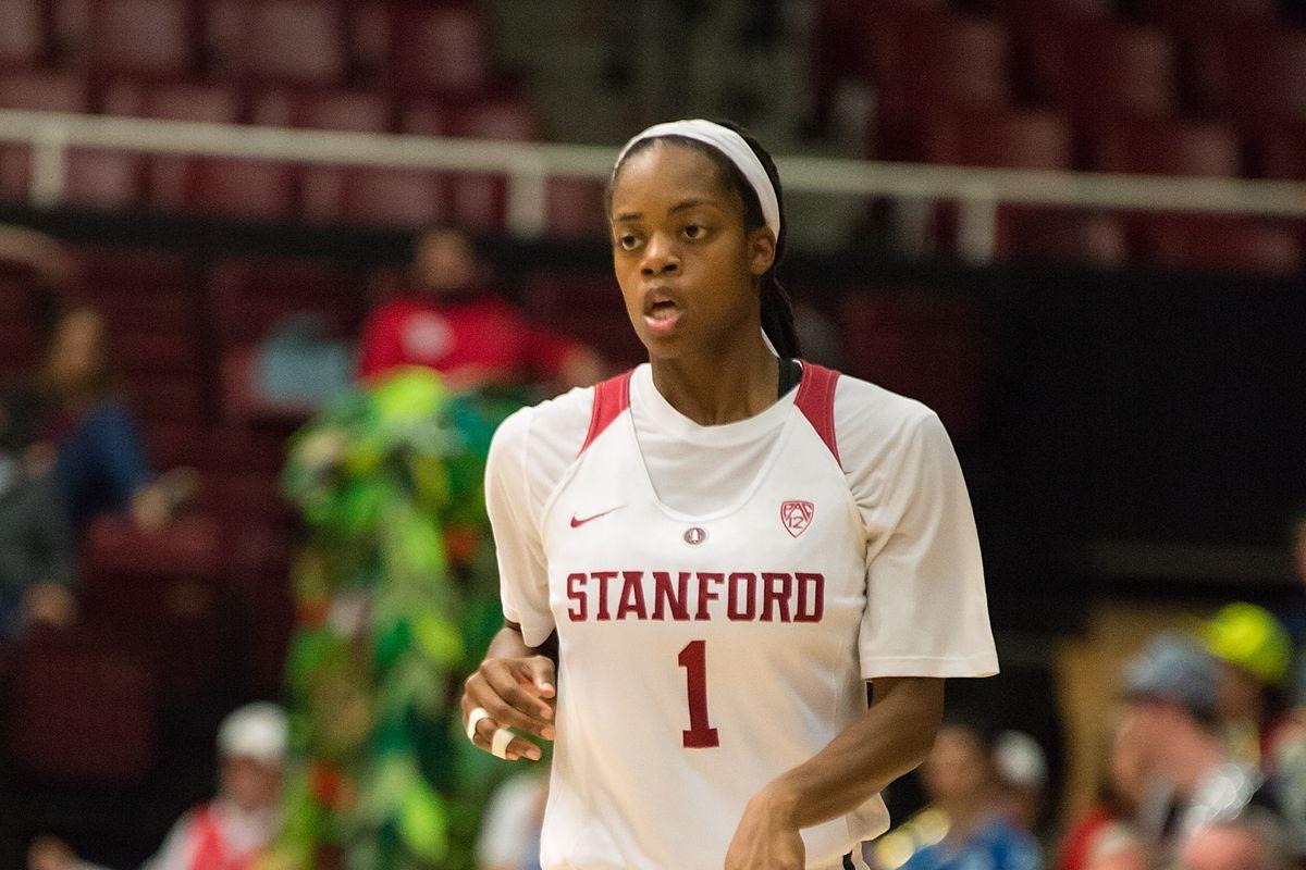 NCAA BASKETBALL: JAN 29 Women's - Washington at Stanford