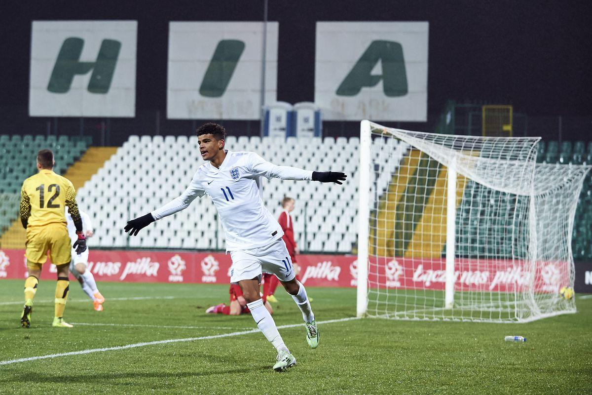 Poland v England: U18 International Friendly
