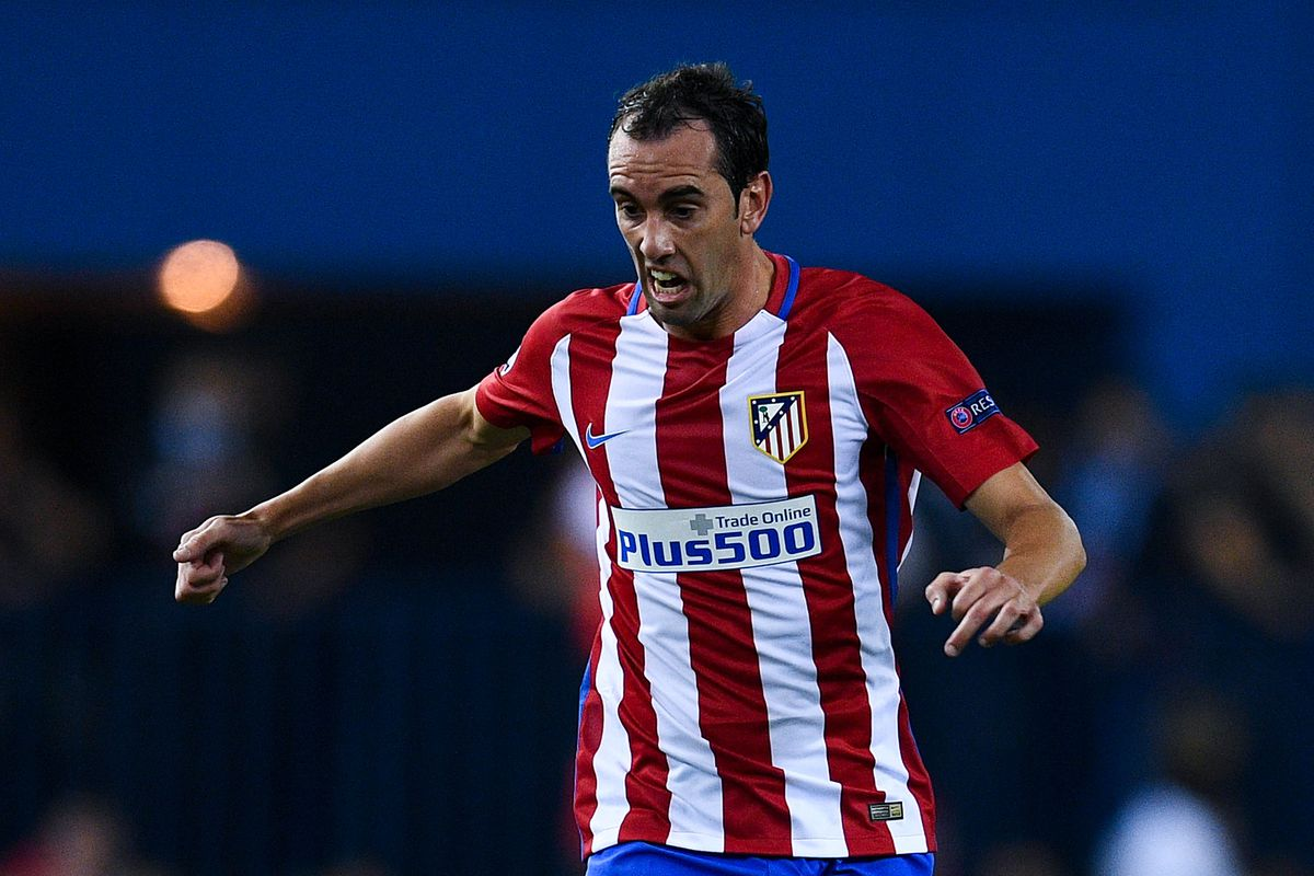 Diego Godin is good to go for Barcelona clash at the Calderon
