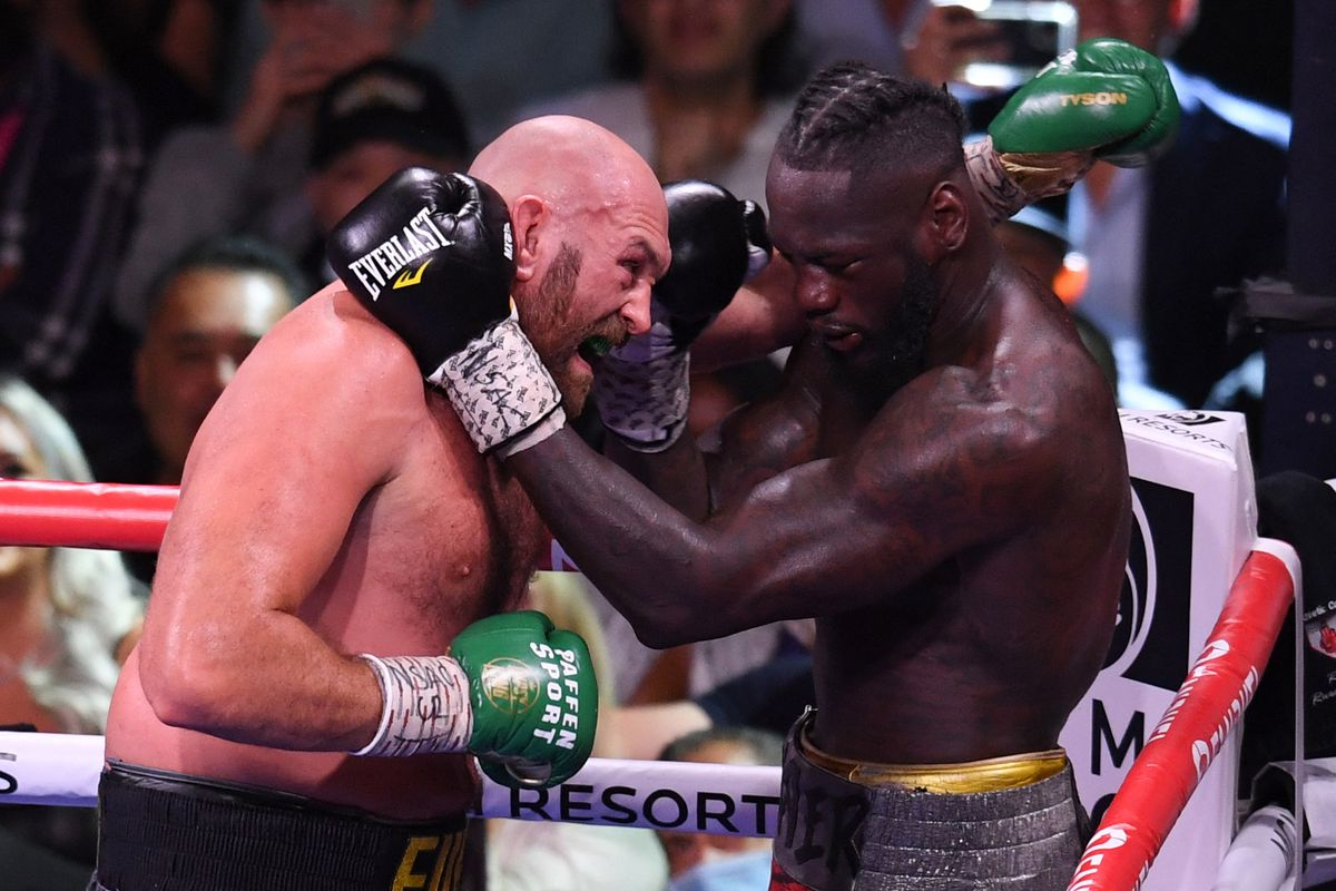 Tyson Fury knocked out Deontay Wilder in an instant classic