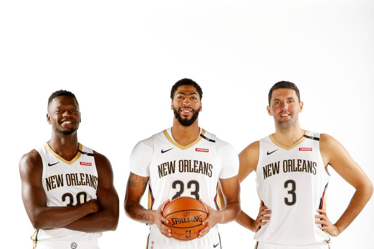 49ea53bed Exploring potential New Orleans Pelicans big lineup featuring Nikola Mirotic