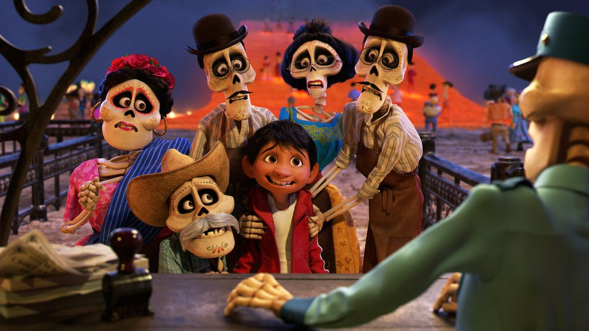 Pixar S Coco Review Polygon