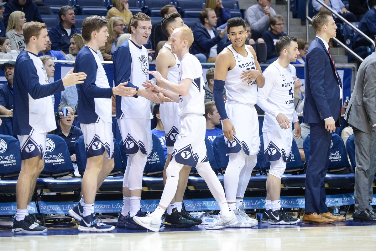 COLLEGE BASKETBALL: FEB 09 Pacific at BYU