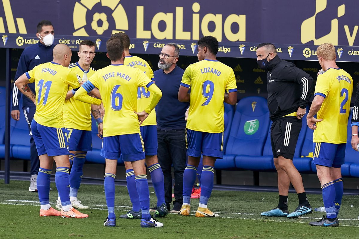 Opposition Analysis: Cádiz CF - Managing Madrid