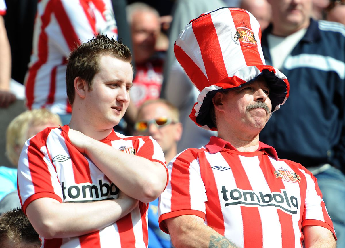 Soccer - Barclays Premier League - Sunderland v West Bromwich Albion - Stadium of Light