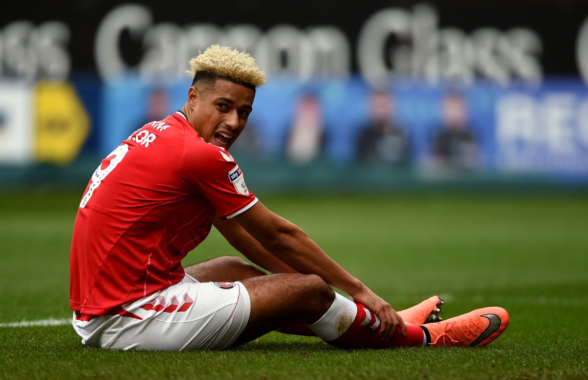 Charlton Athletic v Middlesbrough - Sky Bet Championship - The Valley