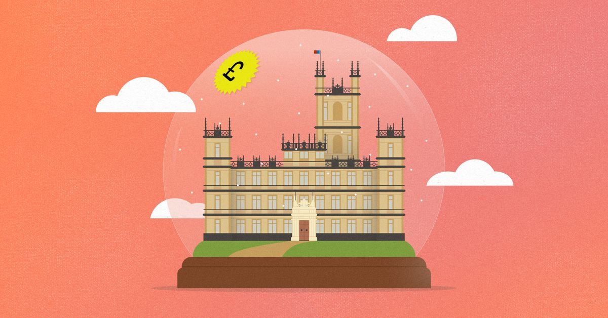 How 'Downton Abbey' Reinvented British TV