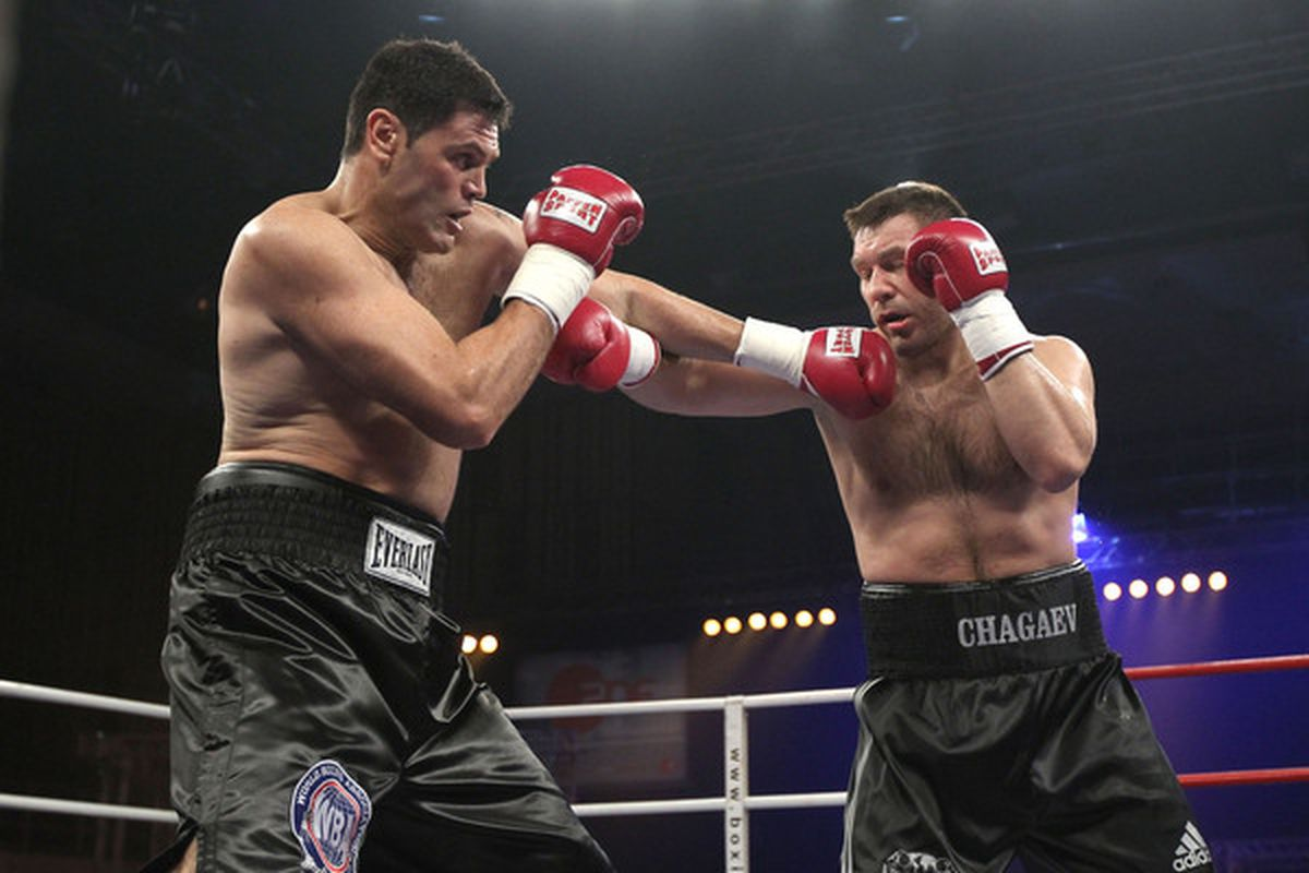 Ruslan Chagaev is part of tomrorow's Epix boxing main event. (Photo by Boris Streubel/Bongarts/Getty Images)