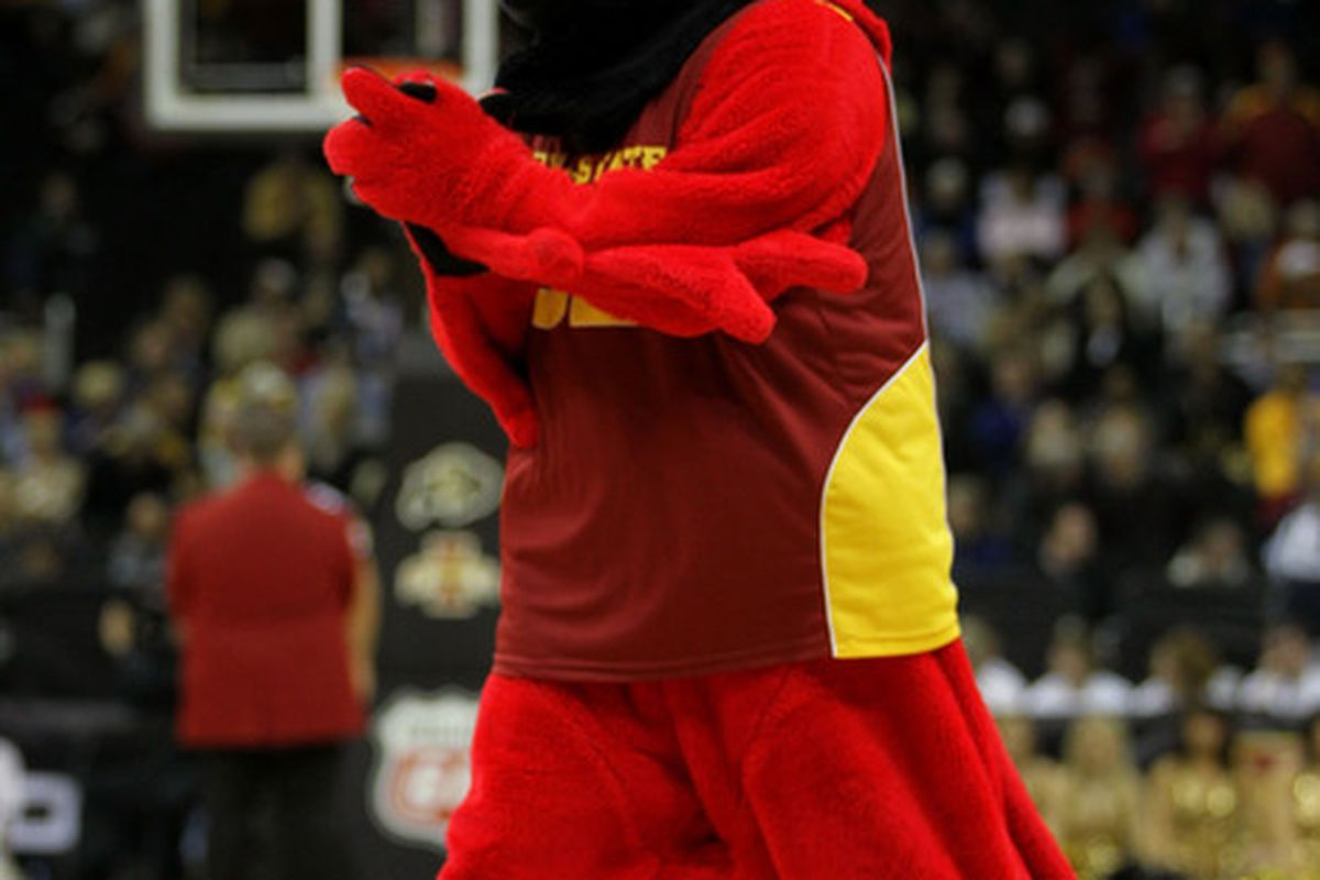 Iowa State's not involved, I just wanted to use this picture