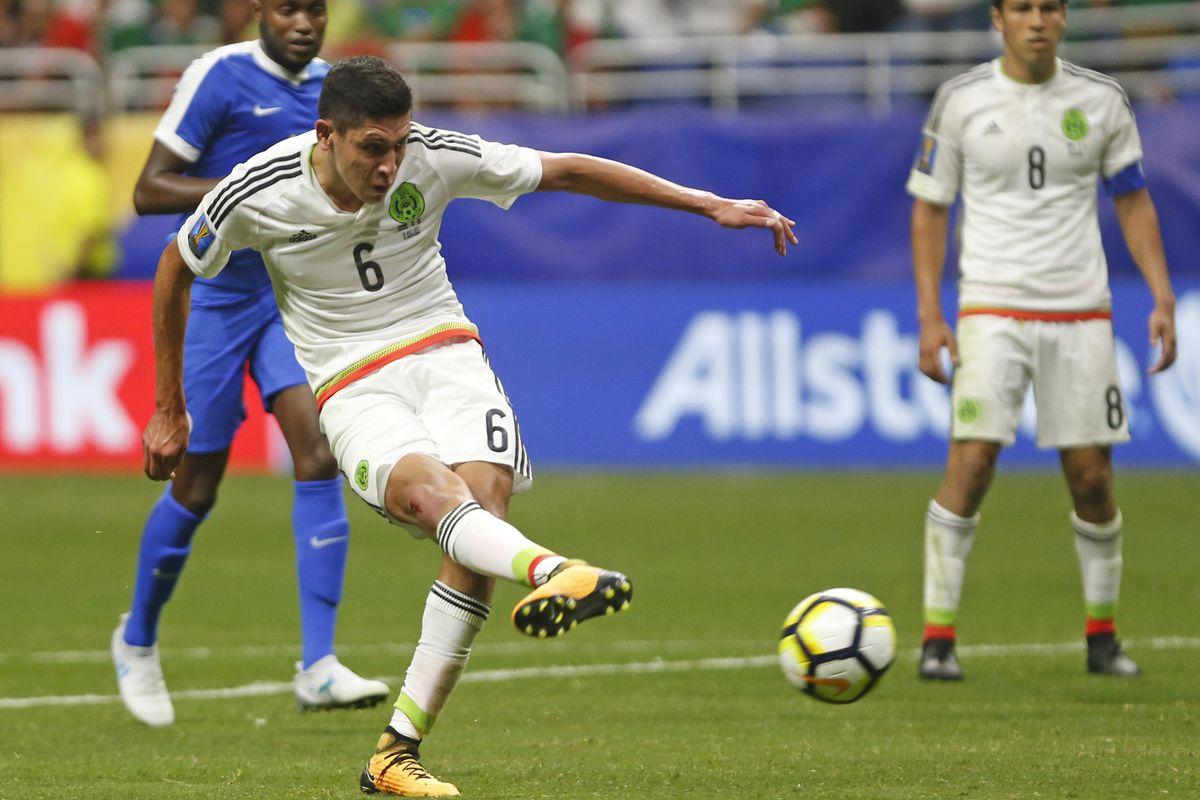 Mexico v Curaco Gold Cup C
