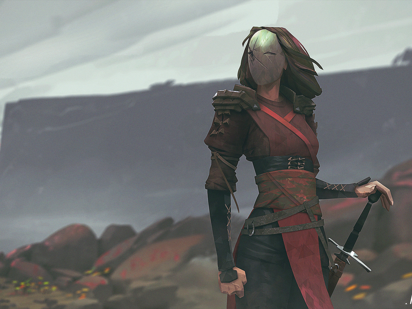 How Fashion Helped Create Absolver S Believable Fantasy