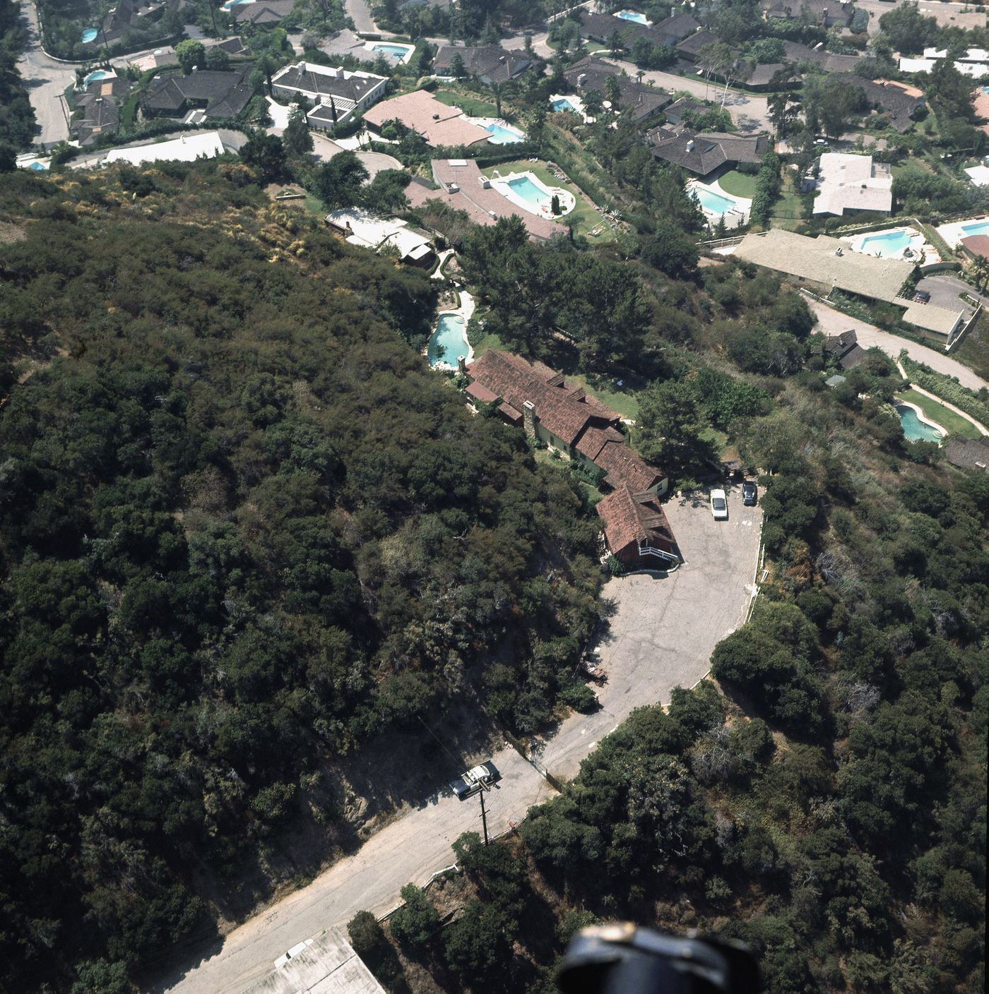 10500 Cielo Drive: The Manson murder house - Curbed LA