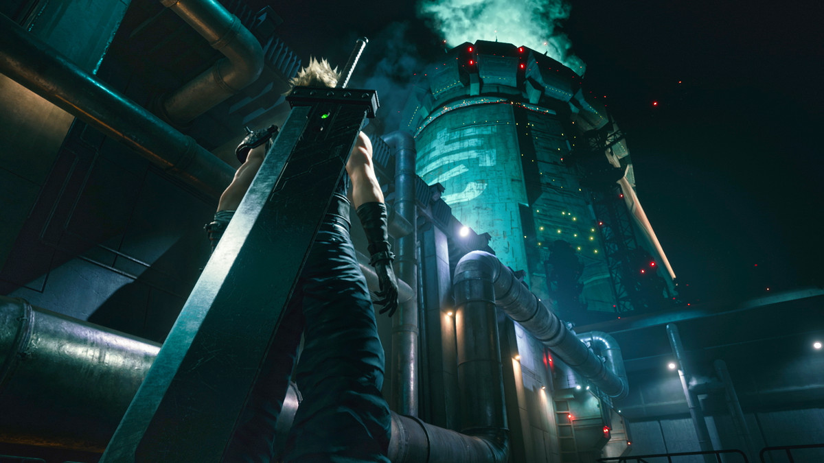 Final Fantasy 7 Remake S Reimagined Battle System Is An Absolute