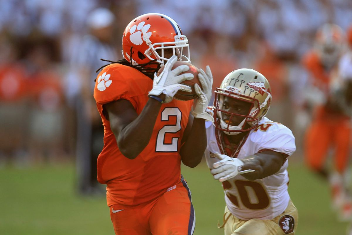 The big, bad FSU secondary was unable to slow down the Clemson passing game last year in Death Valley.