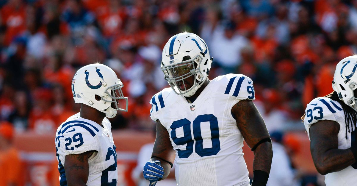 Report: Former Colts DT Kendall Langford heading to Dolphins