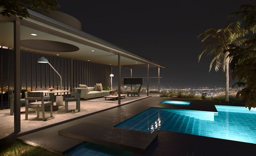 Kettal To Sell Richard Neutra Midcentury Penthouse Replica