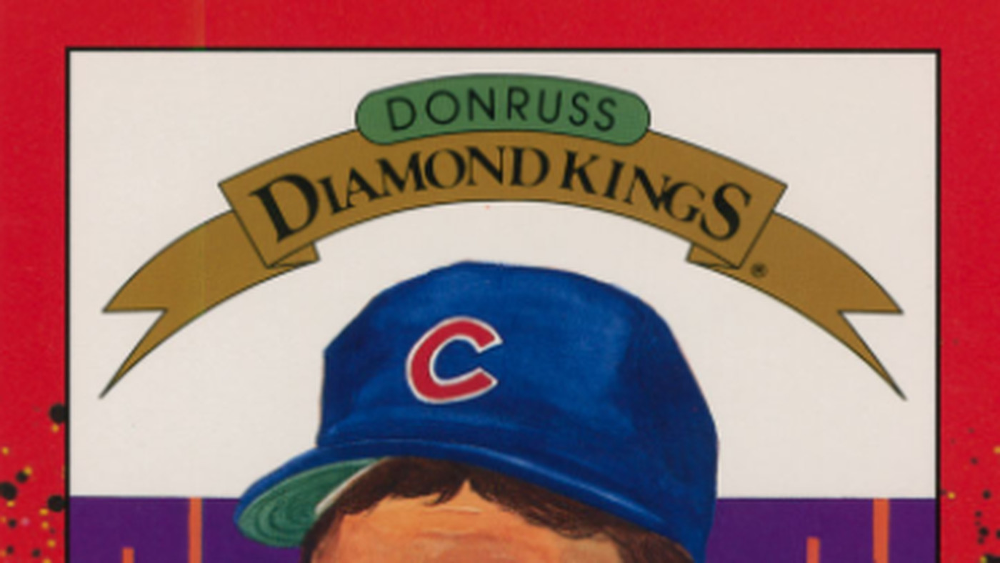 If you collected Donruss baseball cards, you might be pronouncing