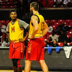 Dion Wiley and Ivan Bender.