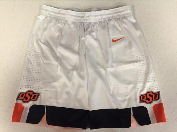 OSU WBB shorts