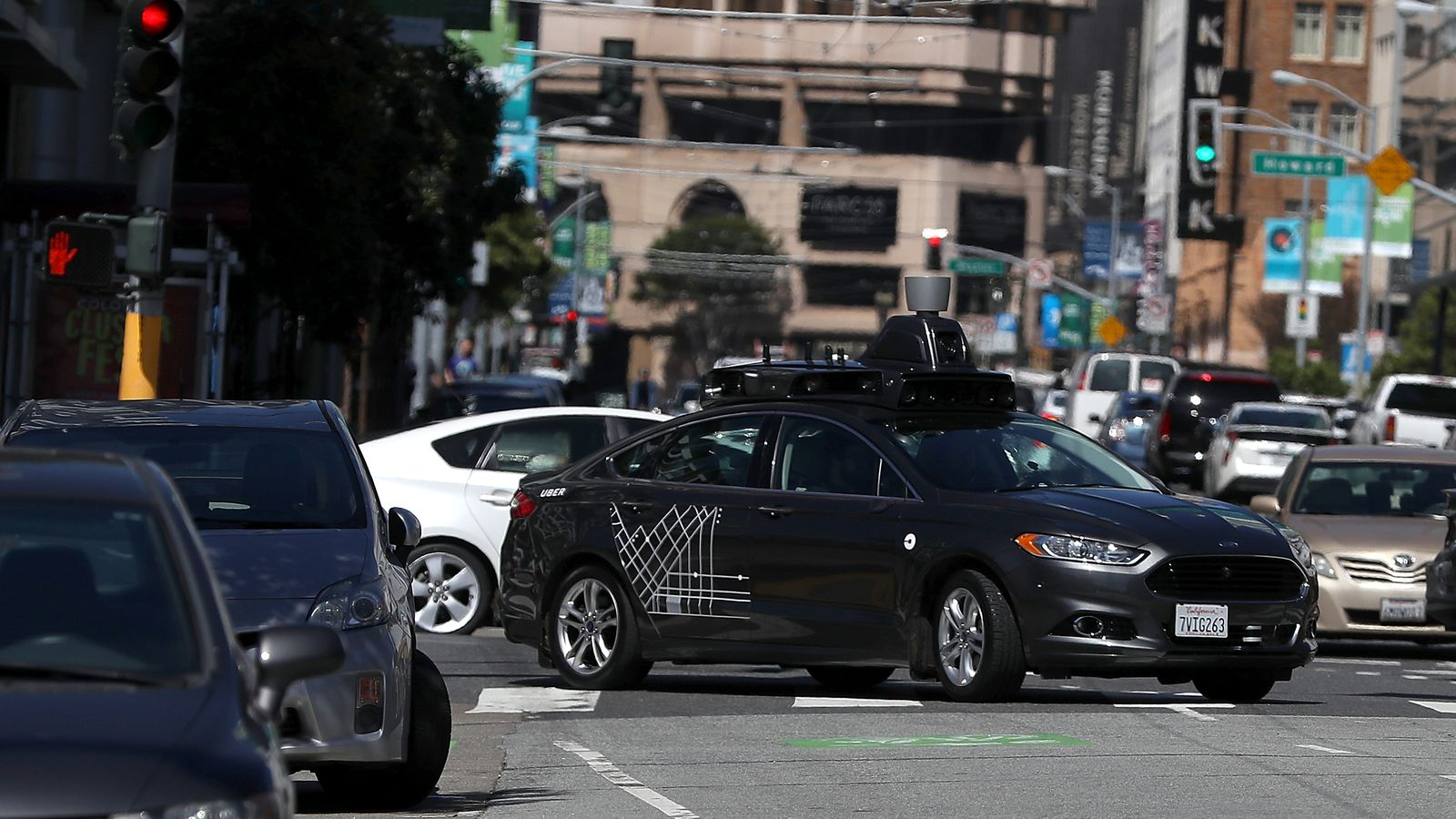 Congress is about to hand over the keys to the big self-driving car companies — and that's a problem