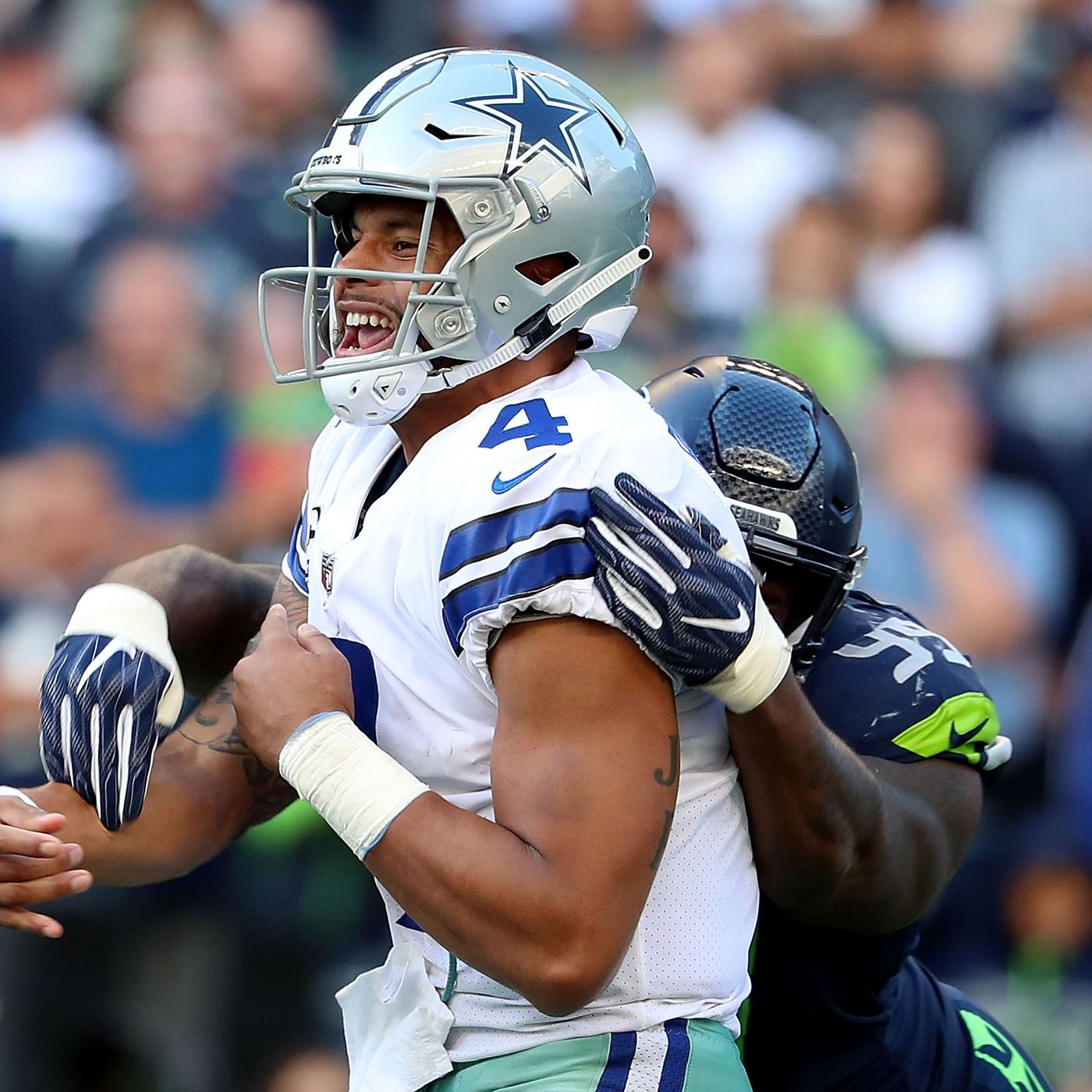 eba74c4c Why we think the Seahawks can beat the Cowboys again, this time in the 2019  NFL playoffs