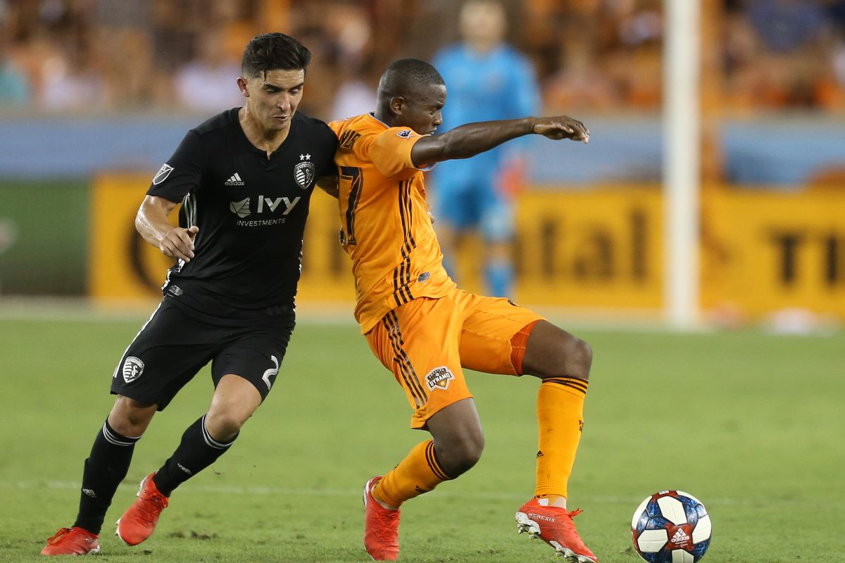 superior quality bb77d 64dd3 Sporting KC v Houston Dynamo: Preview and How to Watch and ...