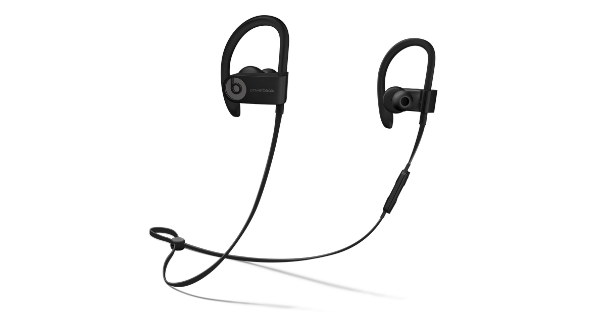 Apple is reportedly launching truly wireless Powerbeats earbuds in April - The Verge