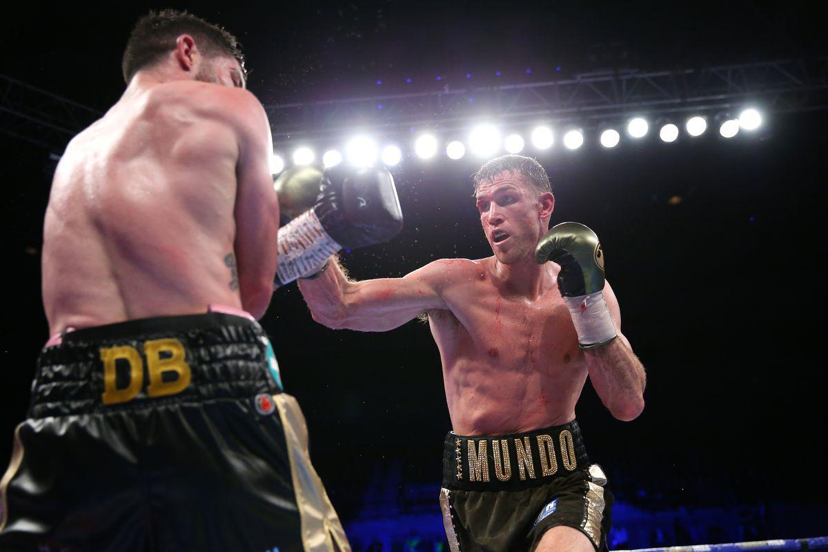 Callum Smith v John Ryder-WBA World, WBC Diamond and Ring Magazine Super Middleweight Championship battle