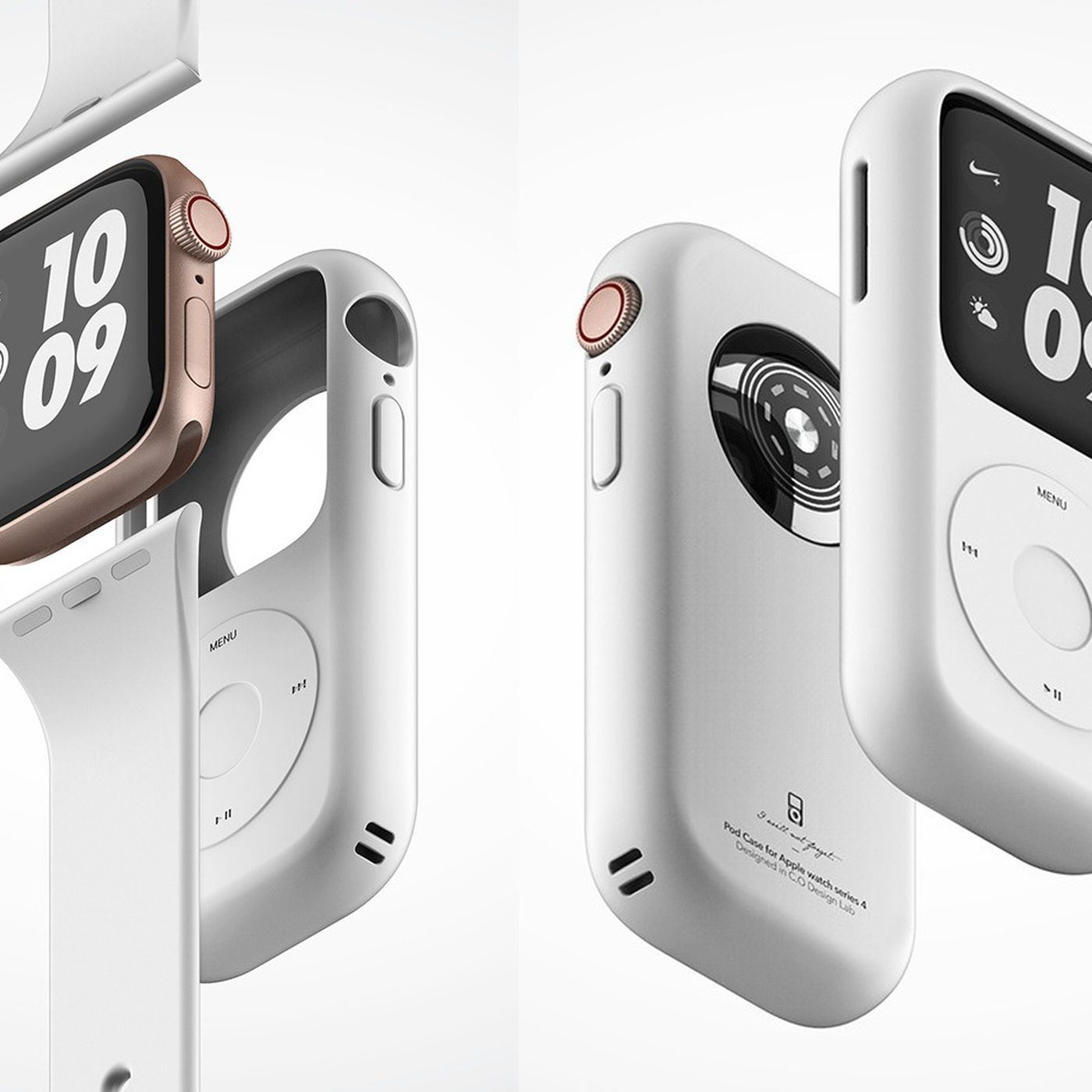 4f2bd6894c5 We've come full circle with this Apple Watch iPod nano concept - The ...