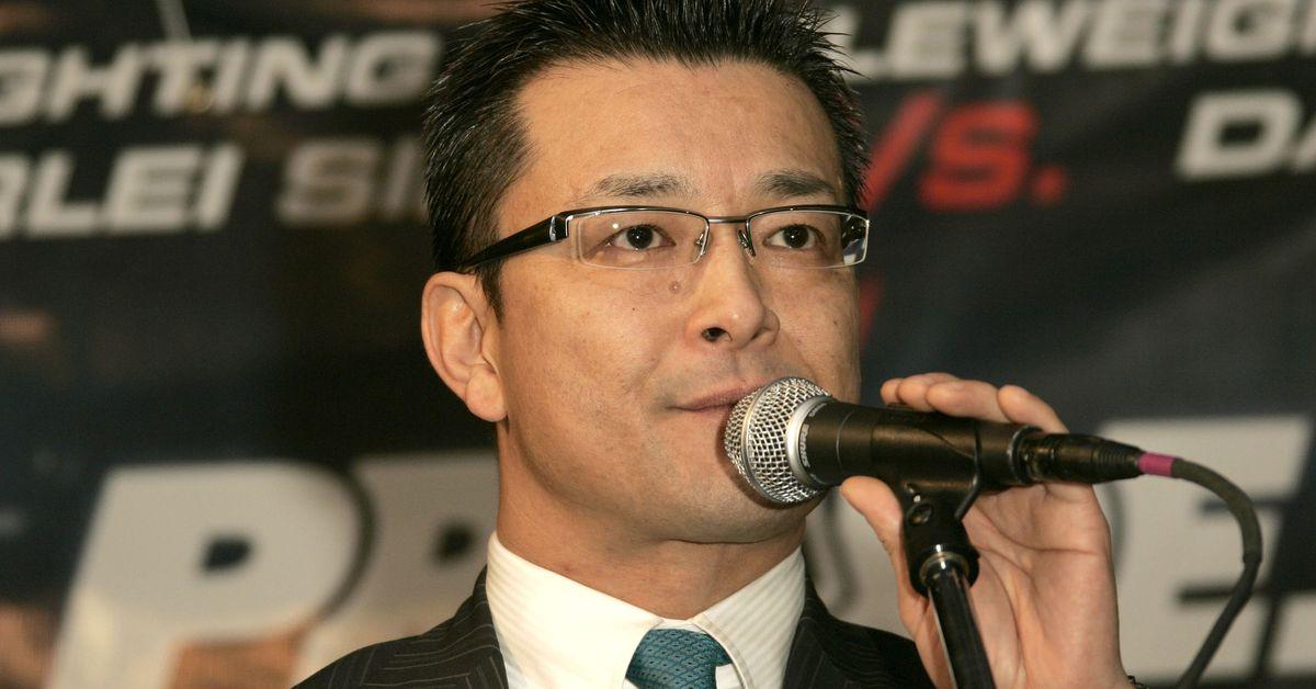 Zuffa paid PRIDE CEO Sakakibara $10 Million for non-compete clause