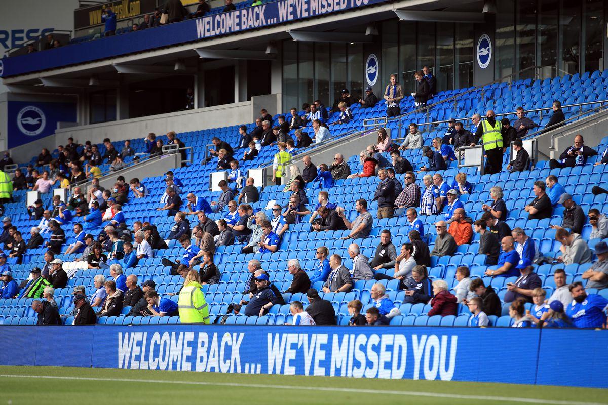 Brighton and Hove Albion v Chelsea - Pre-Season Friendly - AMEX Stadium