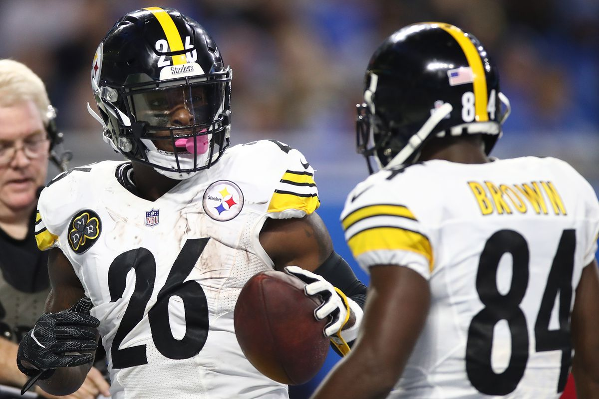 be71ddc4185 Steelers still wanting to work with Brown and Bell shows strength ...