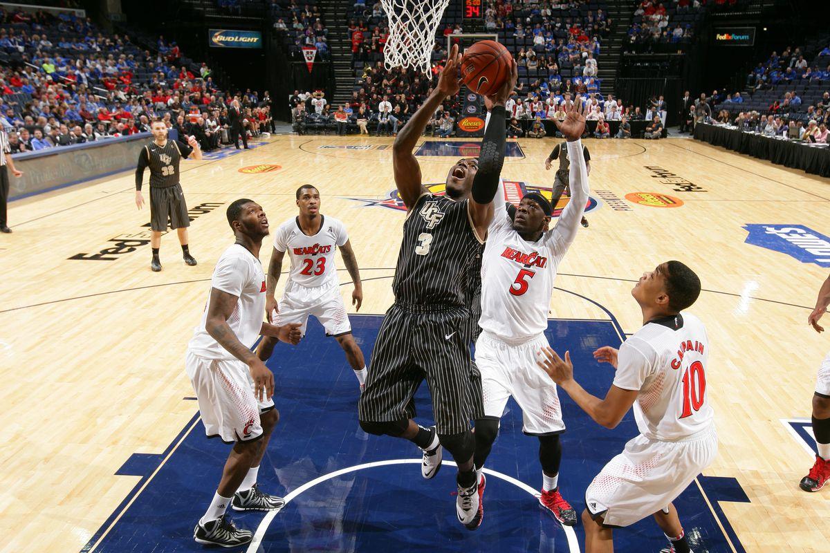 AAC Basketball Tournament - Quarterfinal Round - UCF v Cincinnati