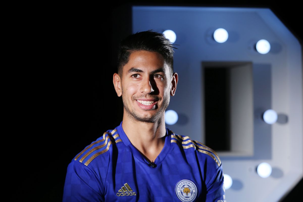 Leicester City Unveil New Signing Ayoze Perez
