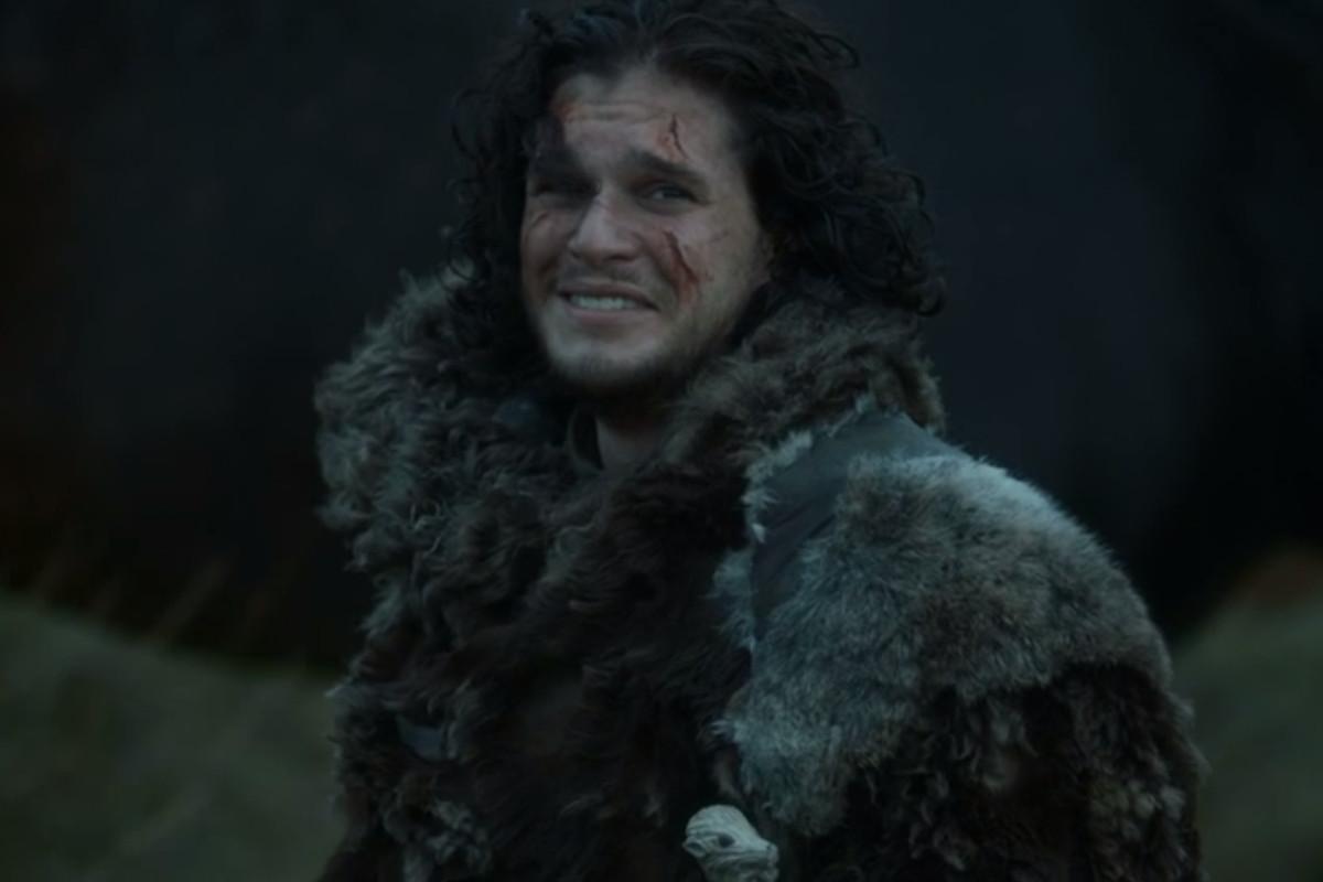 What's Jon Snow hiding?