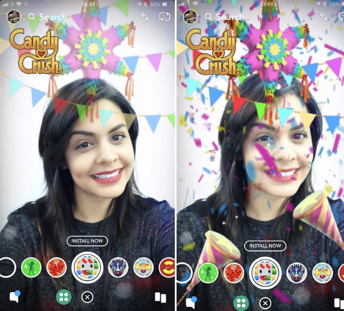 Snapchat is turning its Lenses platform into a shopping mall for brands