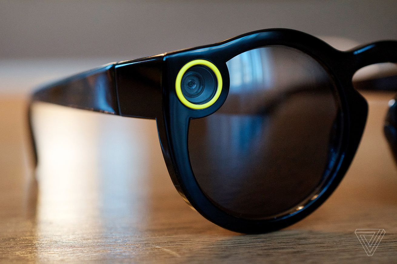 new snap spectacles will be announced later this week
