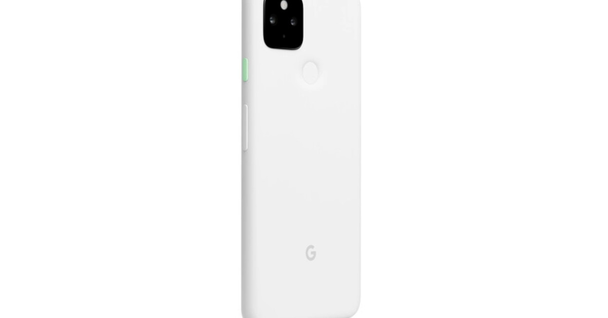 Google's unlocked Pixel 4A 5G will soon be available in white