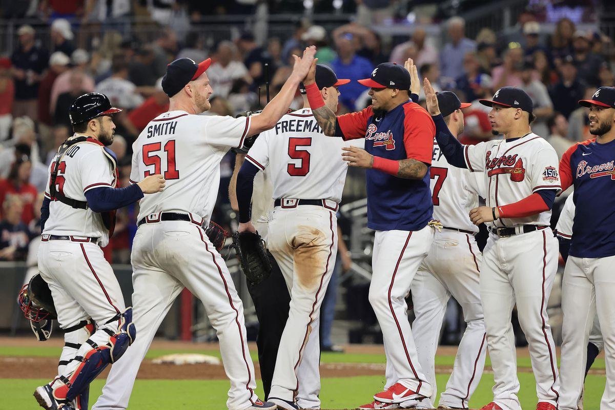 MLB: SEP 28 Phillies at Braves