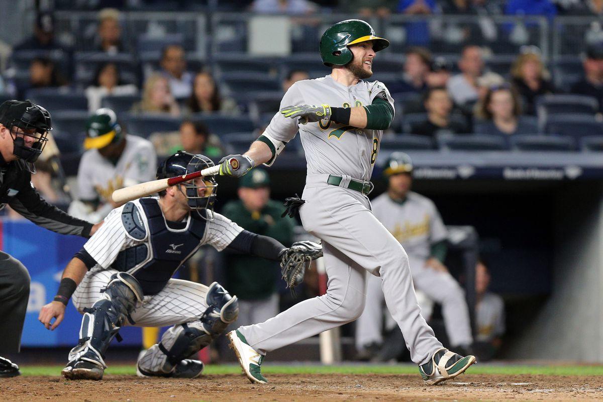 Athletics scratch Graveman from start at Yankee Stadium