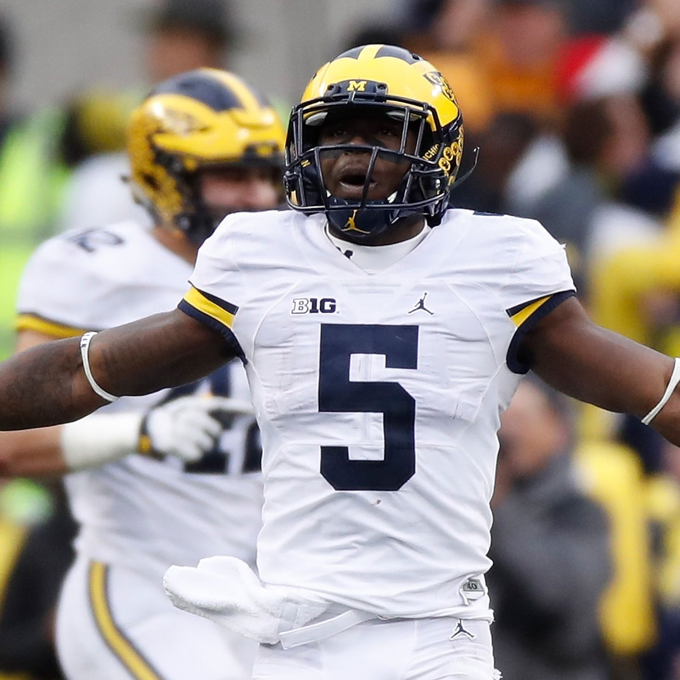 official photos 17706 8044e 2017 NFL Draft Results: Cleveland Browns Pick S Jabrill ...