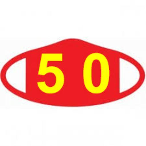Blueshirts fan for 50