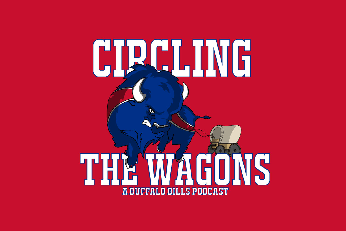 Circling the Wagons: Bills Bye week talk w/Ryan Talbot of NYUP.com on Josh Allen, the O-line, playoffs & more!