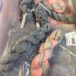 Scarves, $49