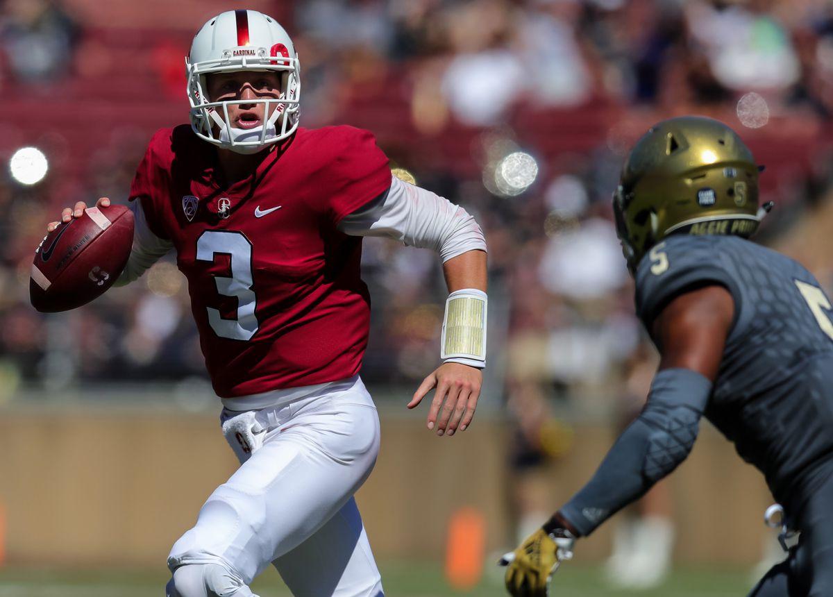 NCAA Football: UC - Davis at Stanford