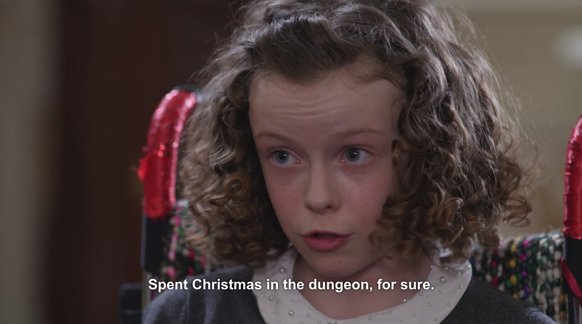 A Christmas Prince Emily.An Argument For Watching A Christmas Prince 18 Days In A