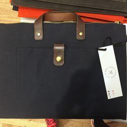 Ernest Alexander laptop bag, $79 (was $195)